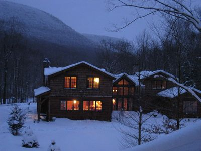 Photo for Headwaters-Very secluded, quiet, mountain views, babbling brook, country living