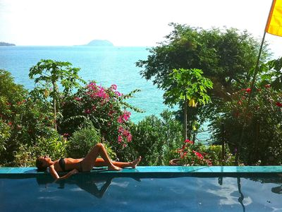 Photo for Luxury Ocean-Front Pool Villa, for 2-12, Up to 6 Pool Level, Extra $ for Upper