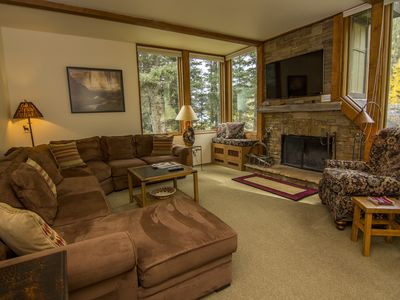 Photo for Taos Ski Valley 2 Bdrm/Sleeps 6/Directly Next Door To The Children's Ski School