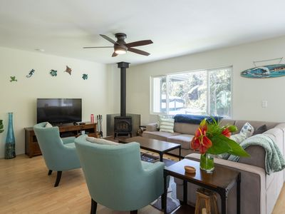 Photo for Lovely Private Home 5 minutes to Hawaii Volcanoes National Park