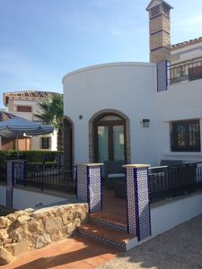 Photo for Beautiful 3 Bedroom Villa on La Finca Golf Resort, Algorfa, Alicante