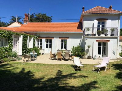 Photo for Rent charming house in Prefailles, sleeps 8