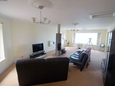 Photo for Vacation home Golygfa in New Quay - 4 persons, 2 bedrooms