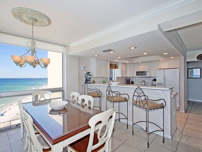 Photo for Shoreline Towers 1111 - come & enjoy popular beachfront unit with great views