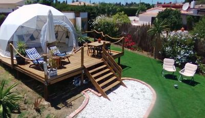Photo for Luxury Glamping Experience With Stunning Views. 5 mins from center of Estepona.