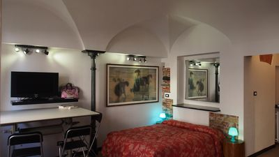 Photo for lovingenoa CAST IRON guest house. In the heart of Genoese life and style.