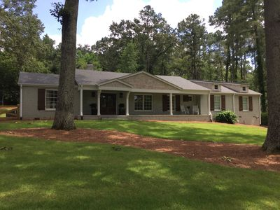 Photo for Newly Renovated On Golf Course In Beautiful Downtown Aiken- Long Hook Cottage