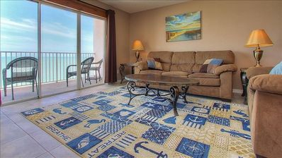 Photo for Madeira Beach Treasure with Spectacular Top Floor Views to Enjoy!