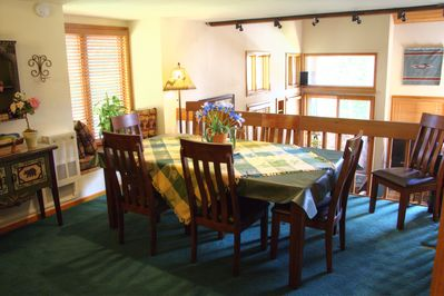 Dining Room -Seating for 8