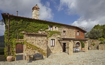 Photo for Large villa near Florence on Wine Estate