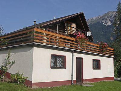 Photo for 3 bedroom Villa, sleeps 5 in Khünburg with WiFi