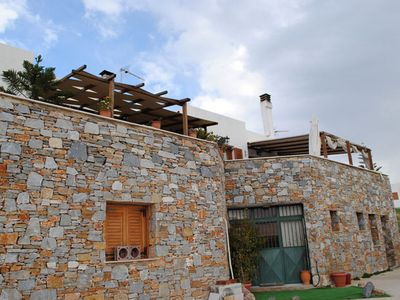 Photo for BEAUTIFUL GROUND floor house 1.150 square feet, cute and FANTASTIC VIEW