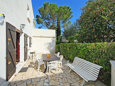 Photo for 1BR Apartment Vacation Rental in Agde