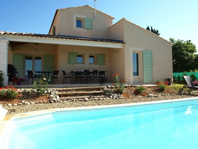 Photo for Cosy apartment for 8 people with private pool, WIFI, TV and parking