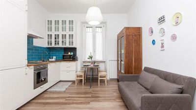 Photo for Ceneda 2149 apartment in Appio Latino with air conditioning.