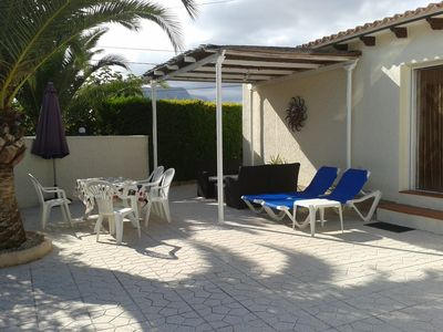 Photo for Villa with private pool, sleeps 4, WiFi