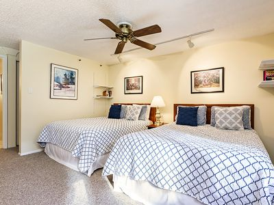Photo for Affordable Prime Located Ski-In-Ski-Out Lichenhearth Condos 1BR Sleeps 6 in Snowmass Vil