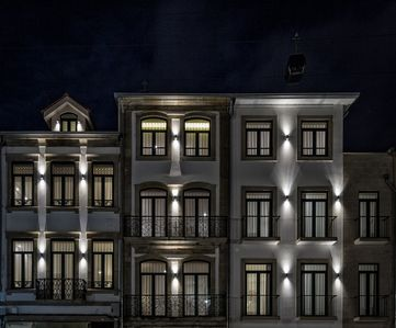 Photo for 296 Heritage Apartments - 10-Bedroom Apartment with Douro River View