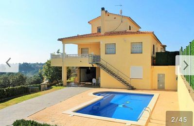 Photo for Holiday house Lloret de Mar for 12 persons with 4 bedrooms - Holiday house