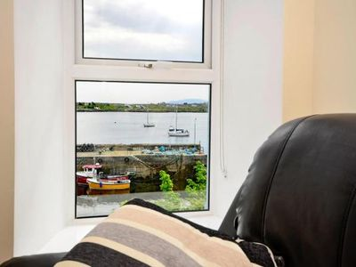 Photo for Terraced house, Roundstone  in Galway - 6 persons, 4 bedrooms