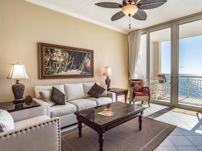 Amazing On 17th Floor At The Pearl Of Navarre Gorgeous Gulf Views Photo For 2br Condo Vacation Al In Beach Florida