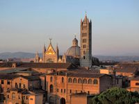 Lovely apartment on the top of Siena