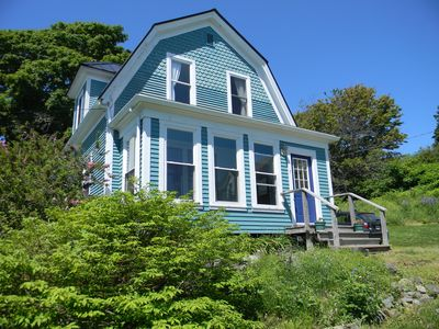 Photo for Lubec Village Charmer - In the Heart of Town with Waterviews!