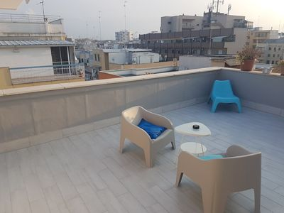 Photo for Beautiful apt with terrace and Wifi