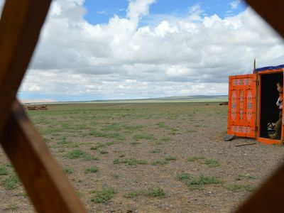 Photo for NOMAD HOMESTAY - Eco Gers in the Gobi