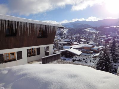 Le Koster dominant Megeve