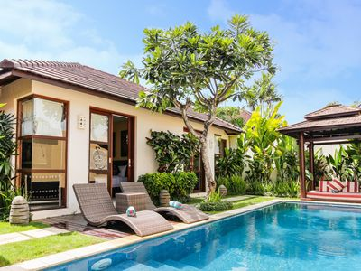Photo for Open-Air 4, 2BR Villa in Legian