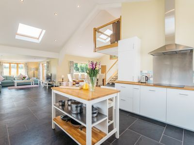Photo for 3BR Barn Vacation Rental in Stevington, England