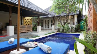 Photo for Great holiday villa in Seminyak