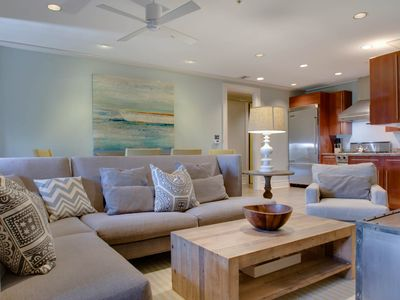 Photo for Mercado 4A - Overlooks Rosemary Beach Square - Elegance and Convenience!