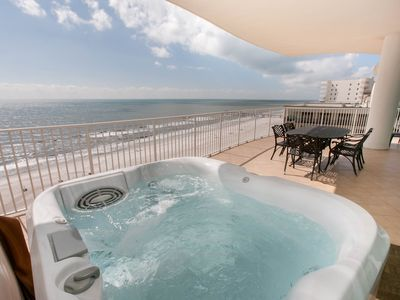 Photo for 4 bedroom D Tower!!  FREE Golf, Deep sea fishing,Waterville,Dolphin cruise