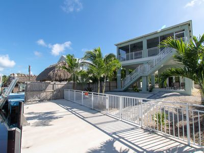 Photo for Beautiful waterfront home in beautiful Key Largo Fl.