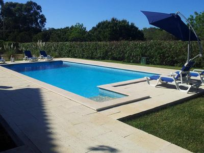 Photo for Villa with pool near Praia da Marinha