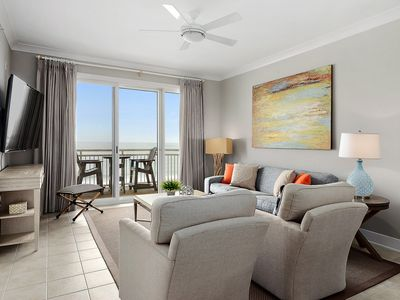 Photo for Gateway Grand 512 Beach equipment included! Experience luxury at the beach!