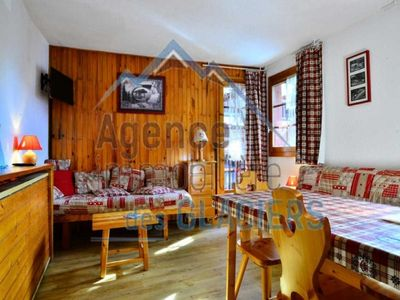 Photo for Apartment Bellentre, studio flat, 3 persons