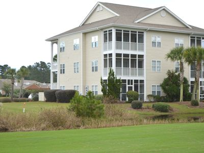 Photo for 1st Floor Condo On Golf Course And Near Beaches