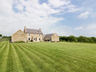Photo for MARL HOUSE, pet friendly, with a garden in Whithorn, Ref 960772