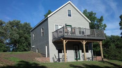 Photo for Cyclin-Up Inn 3 br home overlooking Whalan and the Root River Trail, Pet Friendl
