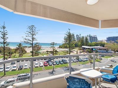 Photo for Kooringal unit 24 - Beachfront and centrally located between Tweed heads and Coolangatta