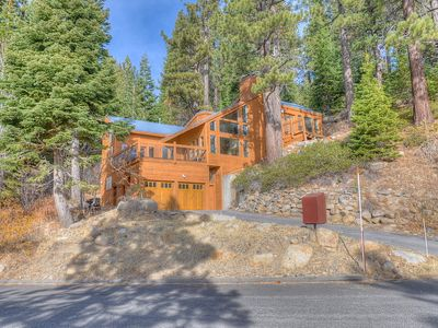 Photo for Incline Village Getaway, Filtered Lake Views, HOA Amenities