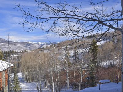 Photo for Bachelor Gulch Luxury Penthouse! Ski-In and Out w/ Hot Tub, Immaculate Interior