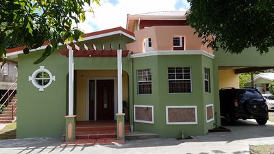 Photo for La Kaye Apartment The True Saint Lucian Experience