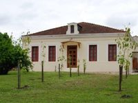 Very quaint typically French home, full of ornate items,