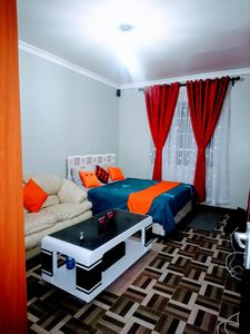 Photo for Fully furnished one bedroom villa in Garden Estate, Garden city mall, Free wifi