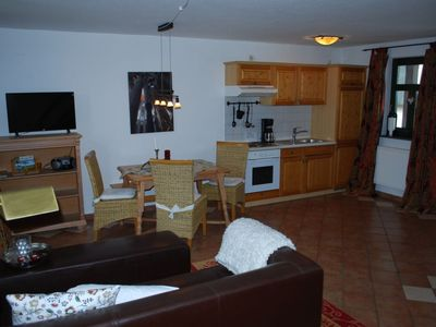 Photo for 2BR Apartment Vacation Rental in Dargun