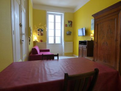 Photo for Apartment in the heart of the city center of Rochefort,